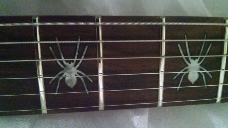 Spider inlays
